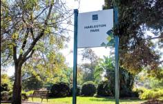 harleston-park-sign-in-melbourne