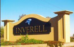 Inverell Town Entry Monument