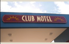 Inverell RSM Club Motel Sign