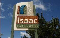 Isaac_Local_Government_shire_branding_sign