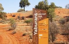 Yaburara_Heritage_Trail_signage