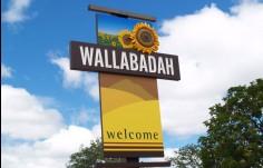 Wallabadah_town_entry_sign