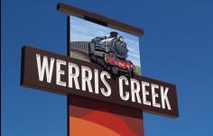 detail_of_Werris_Creek_sign_board