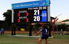 cyclone-rated-scoreboard-at-colin-matheson-oval-port-hedland-with-footy-player