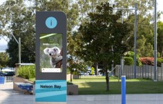 tourism-information-totem-sign-with-lcd-advertising-screen