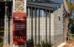 information-signage-at-mount-archer-state-park