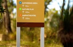 rockhampton-pole-directional-trail-signage
