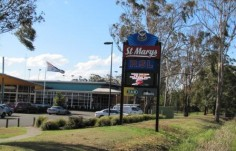 St Marys RSL LED Club Sign