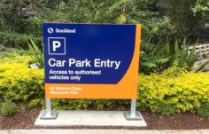 stockland-corporate-car-park-wayfinding-sign