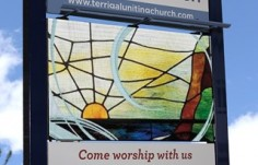 Terrigal_Uniting_Church_electronic_sign