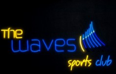Across_the_Waves_Club_LED_illuminated_sign