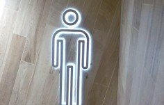 halo-lit-wall-mounted-pictogram-toilet-sign-sydney