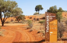 Yaburara_Trail_sign